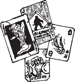 PLAYING CARDS, HARRY POTTER, DECK OF 54 POKER SIZE