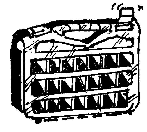 21-COMPARTMENT ROUNDED CASE